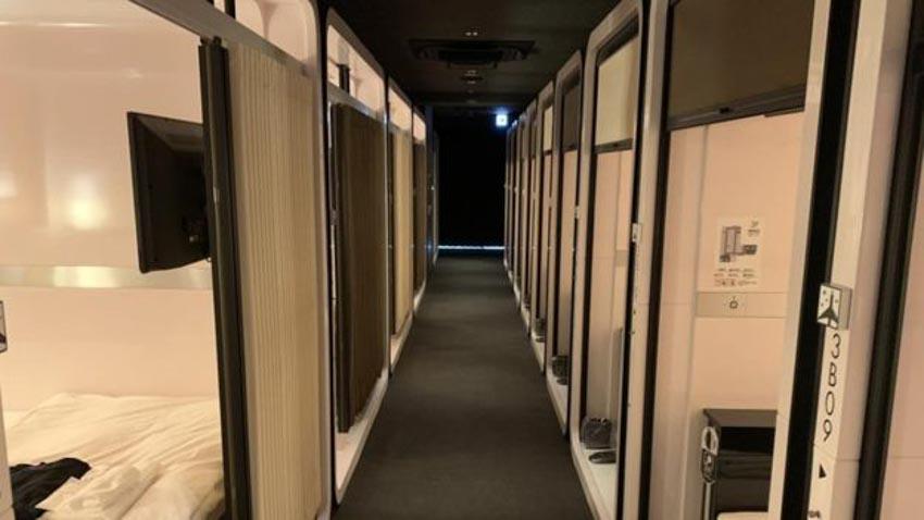 Thưởng ngoạn hệ thống khách sạn độc đáo của Nhật Bản -7
