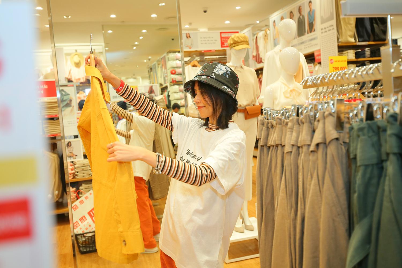Cửa hàng mới hứa hẹn mang LifeWear đến gần hơn nữa đến các khách hàng tại Thành phố Hồ Chí Minh. - 9
