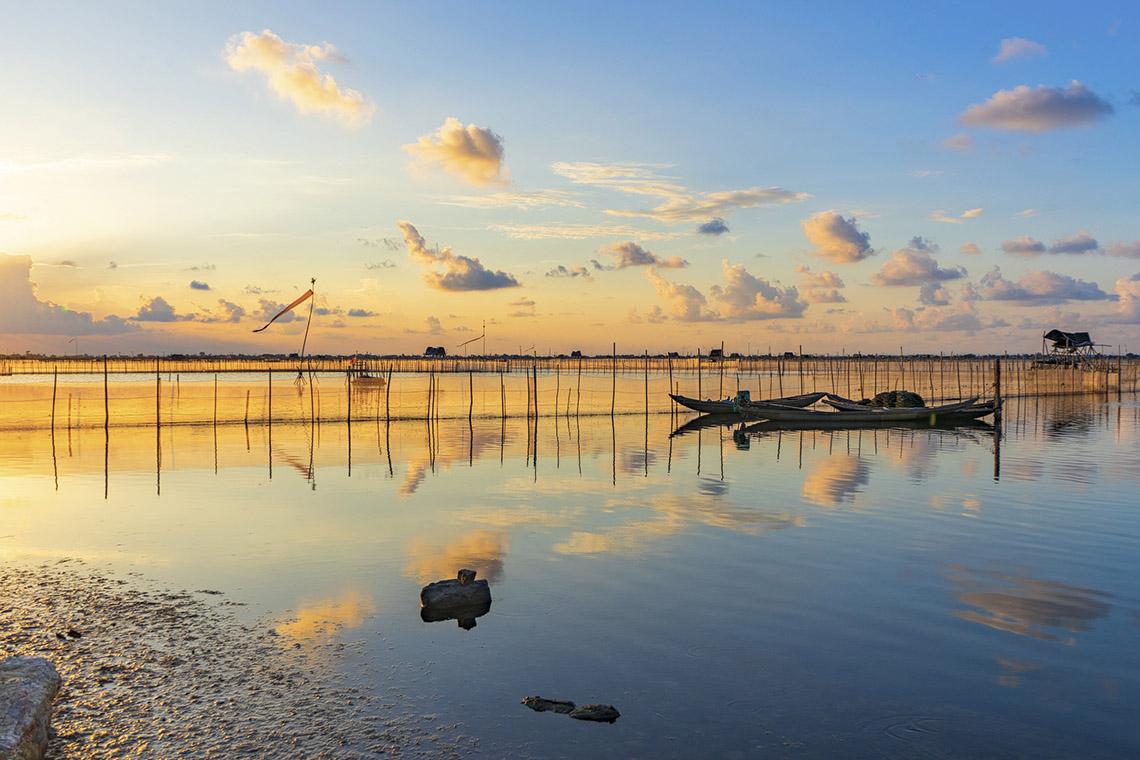 Vẻ đẹp trù phú của vùng nước Tam Giang - Cầu Hai -7
