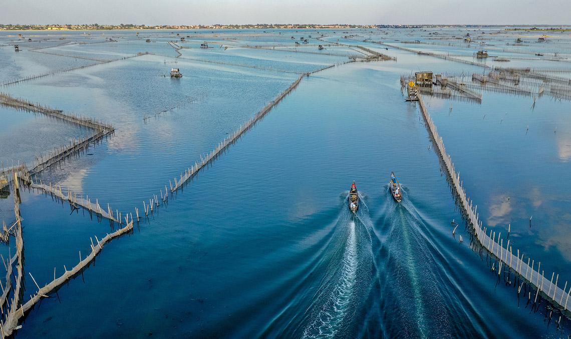 Vẻ đẹp trù phú của vùng nước Tam Giang - Cầu Hai -12