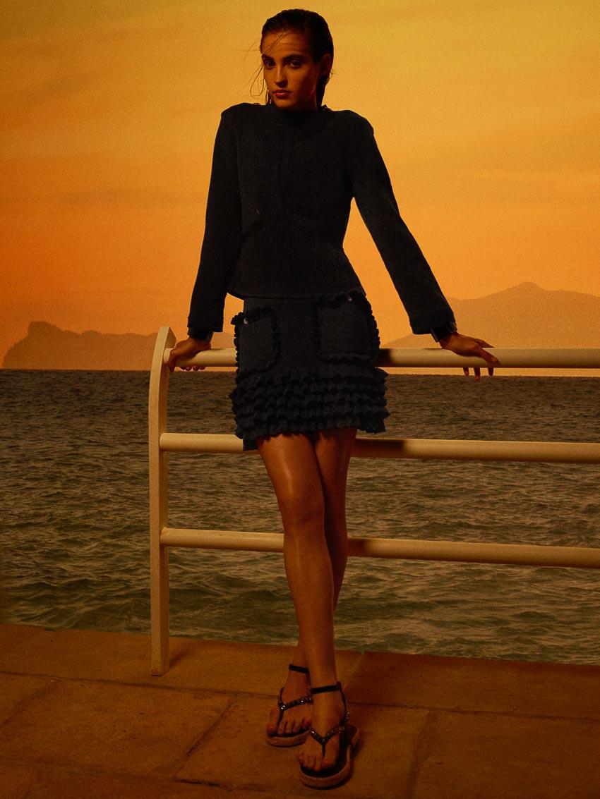 Bộ sưu tập Channel Cruise 2020/21 - Cuộc dạo bước bên bờ Địa Trung Hải - 11