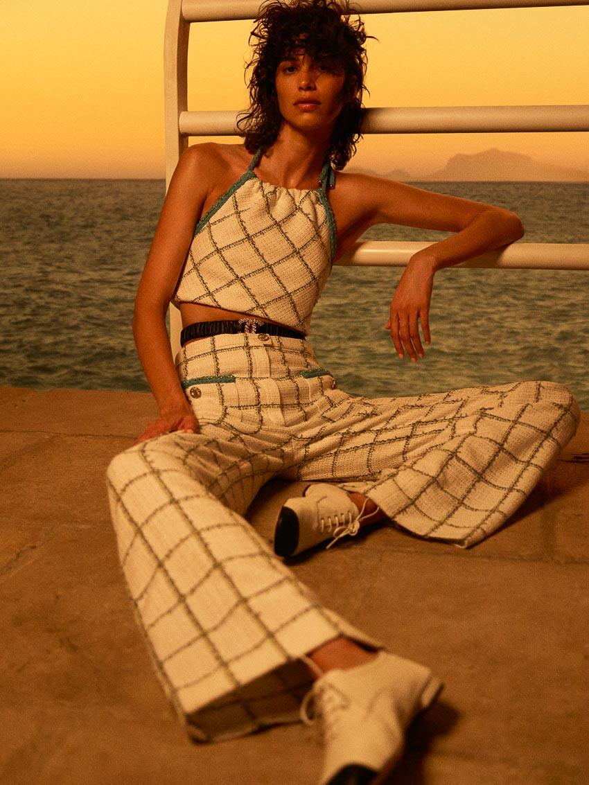 Bộ sưu tập Channel Cruise 2020/21 - Cuộc dạo bước bên bờ Địa Trung Hải - 5