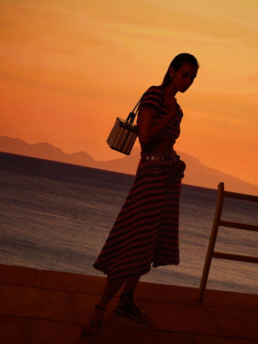 Bộ sưu tập Channel Cruise 2020/21 - Cuộc dạo bước bên bờ Địa Trung Hải - 7