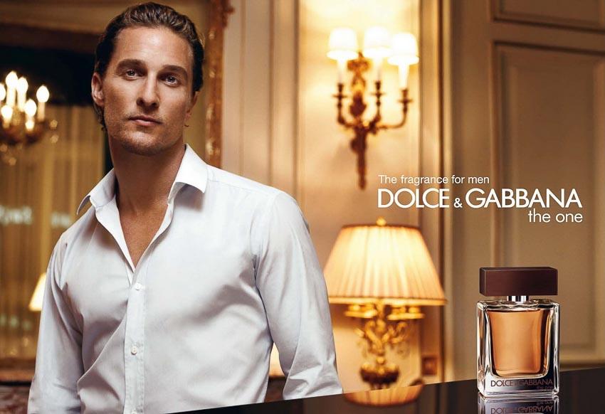 10 mùi hương quyến rũ nhất dành cho nam giới - Dolce & Gabbana The One For Men bản eau de toilette