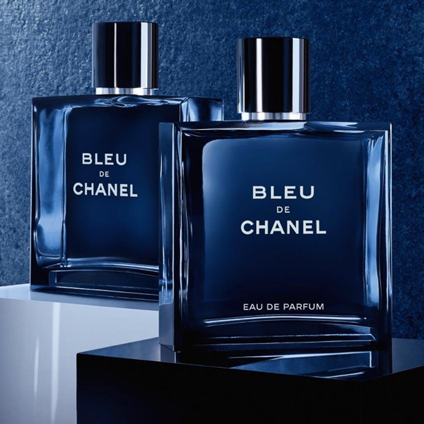 10 mùi hương quyến rũ nhất dành cho nam giới - Chanel Bleu de Chanel eau de toilette