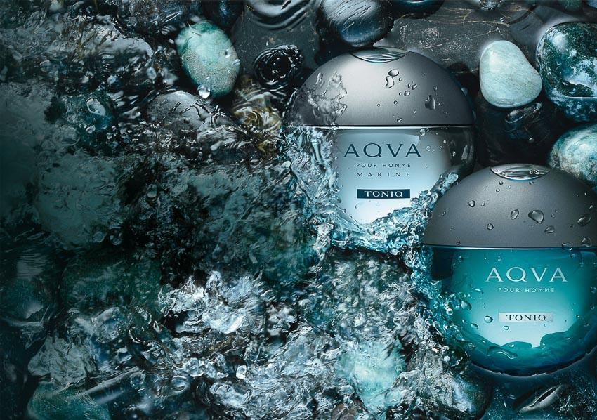 10 mùi hương quyến rũ nhất dành cho nam giới - Bvlgari Aqva