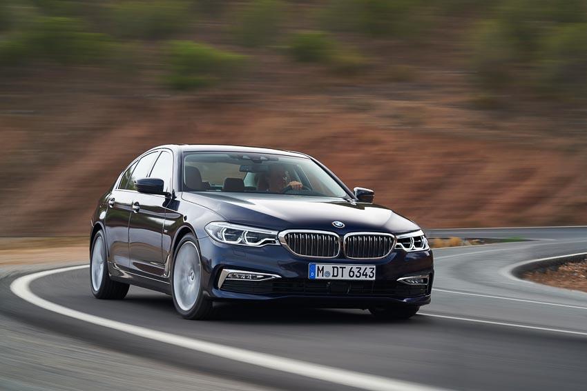 THACO ưu đãi dành cho khách hàng mua xe BMW Series 5 và BMW X3 đến 185 triệu đồng - 2