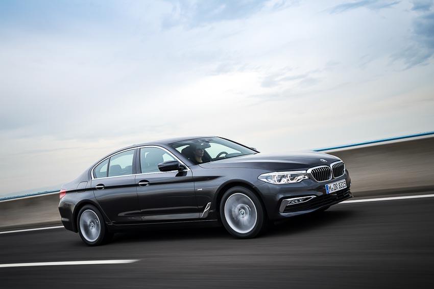 THACO ưu đãi dành cho khách hàng mua xe BMW Series 5 và BMW X3 đến 185 triệu đồng - 3