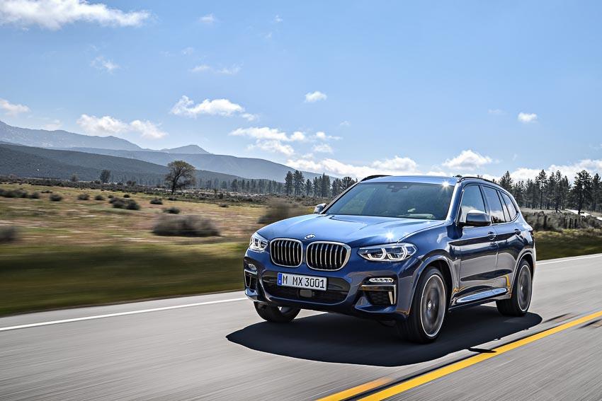 THACO ưu đãi dành cho khách hàng mua xe BMW Series 5 và BMW X3 đến 185 triệu đồng - 4