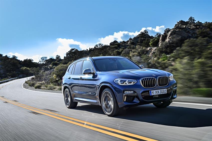 THACO ưu đãi dành cho khách hàng mua xe BMW Series 5 và BMW X3 đến 185 triệu đồng - 6