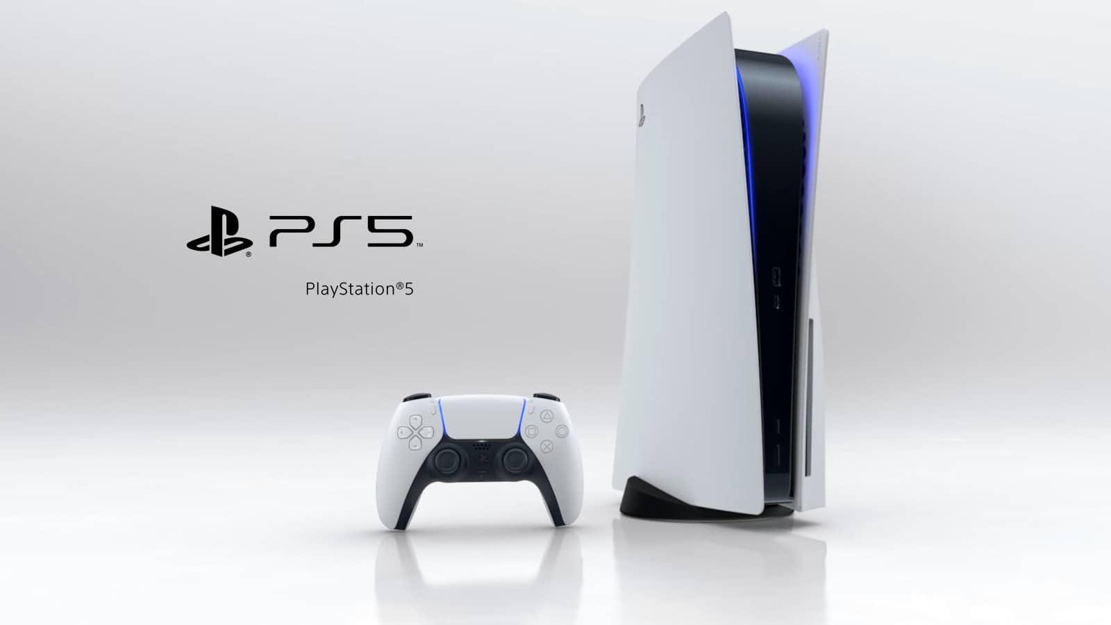 Thiết kế của PS5