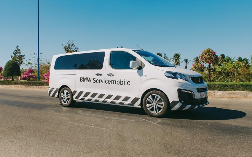 BMW tiếp tục bảo dưỡng lưu động toàn quốc sau giãn cách xã hội - 1