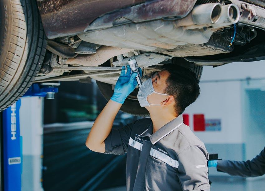 BMW tiếp tục bảo dưỡng lưu động toàn quốc sau giãn cách xã hội - 2