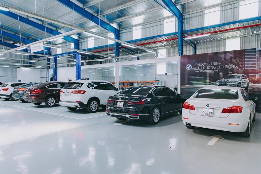 BMW tiếp tục bảo dưỡng lưu động toàn quốc sau giãn cách xã hội - 4