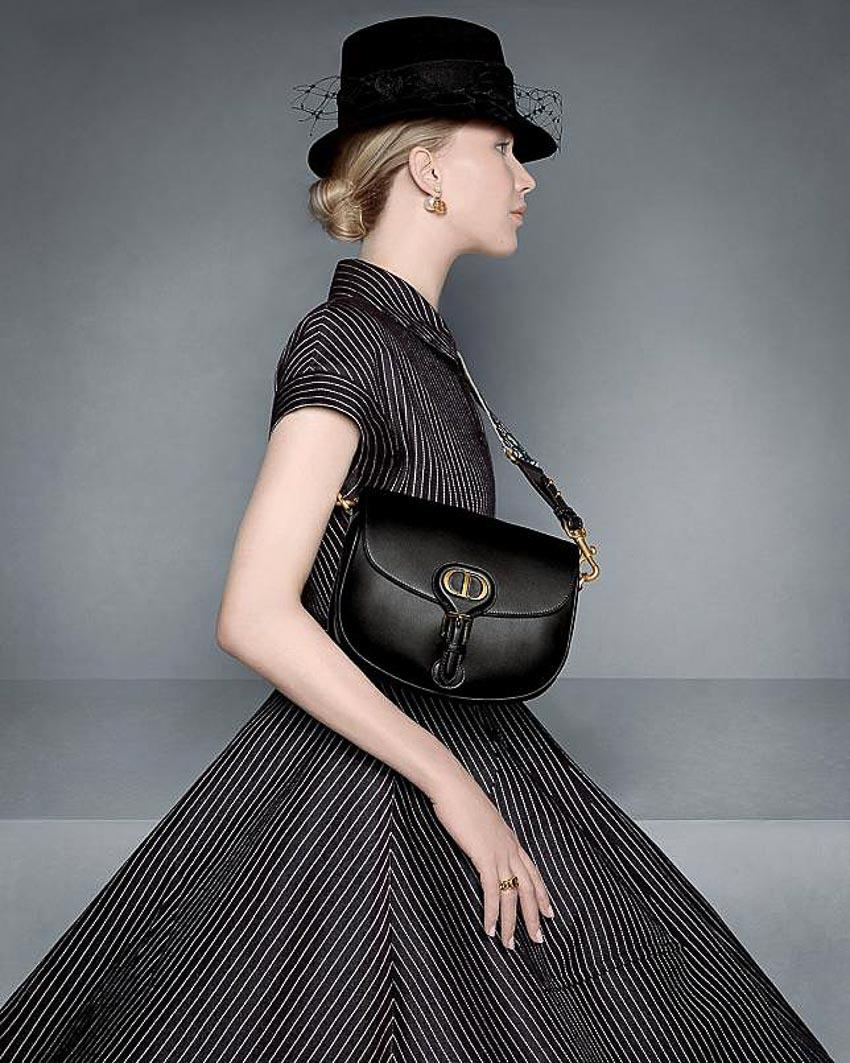 Jennifer Lawrence trong chiến dịch quảng cáo BST Thu-Đông 2020 của Dior - 11