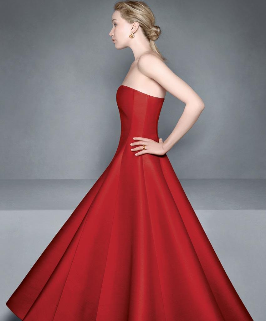 Jennifer Lawrence trong chiến dịch quảng cáo BST Thu-Đông 2020 của Dior - 2