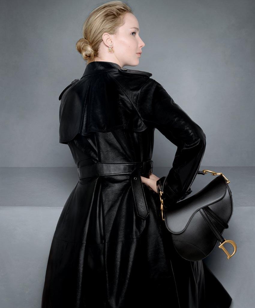 Jennifer Lawrence trong chiến dịch quảng cáo BST Thu-Đông 2020 của Dior - 8