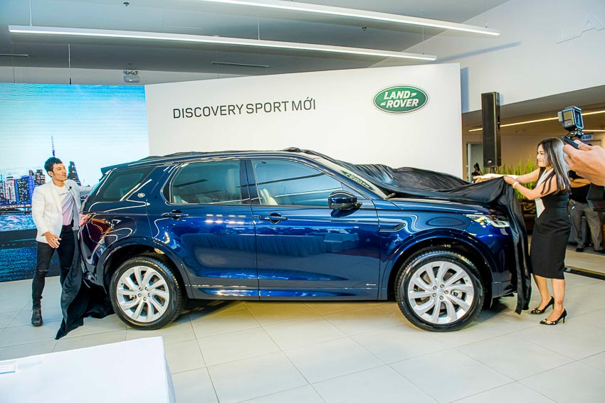 Jaguar Land Rover Việt Nam ra mắt xe Jaguar XE và Land Rover Discovery Sport mới - 25