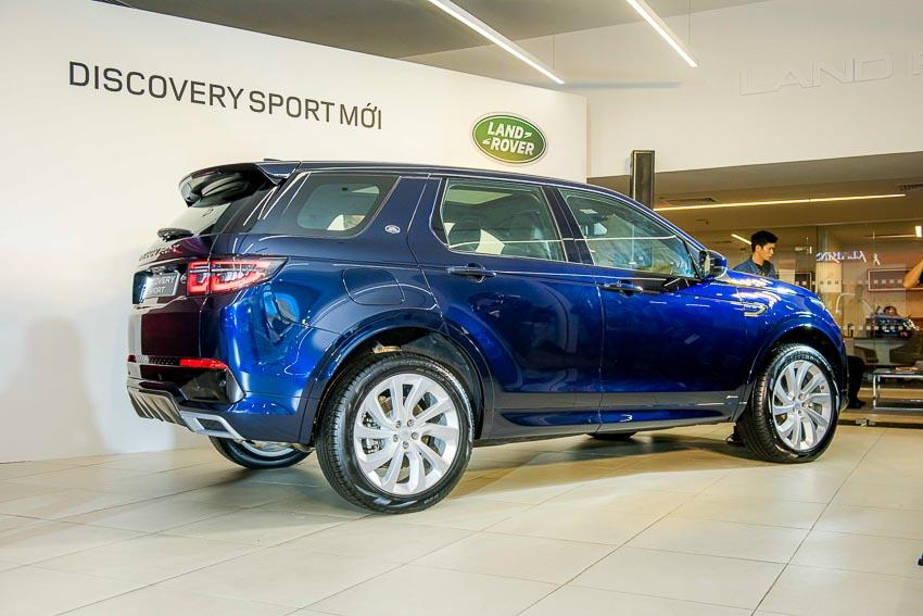 Jaguar Land Rover Việt Nam ra mắt xe Jaguar XE và Land Rover Discovery Sport mới - 37