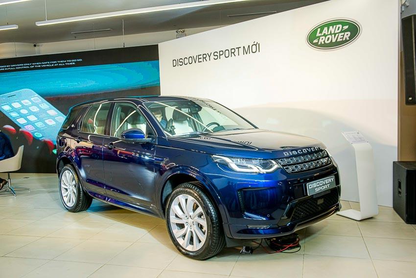 Jaguar Land Rover Việt Nam ra mắt xe Jaguar XE và Land Rover Discovery Sport mới 53