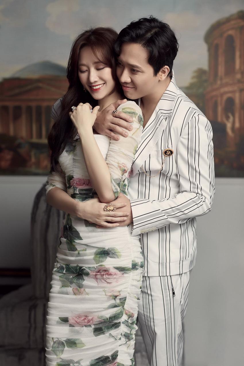 Hari Won: Bên Trấn Thành, cuộc sống tôi đầy ắp tiếng cười 04