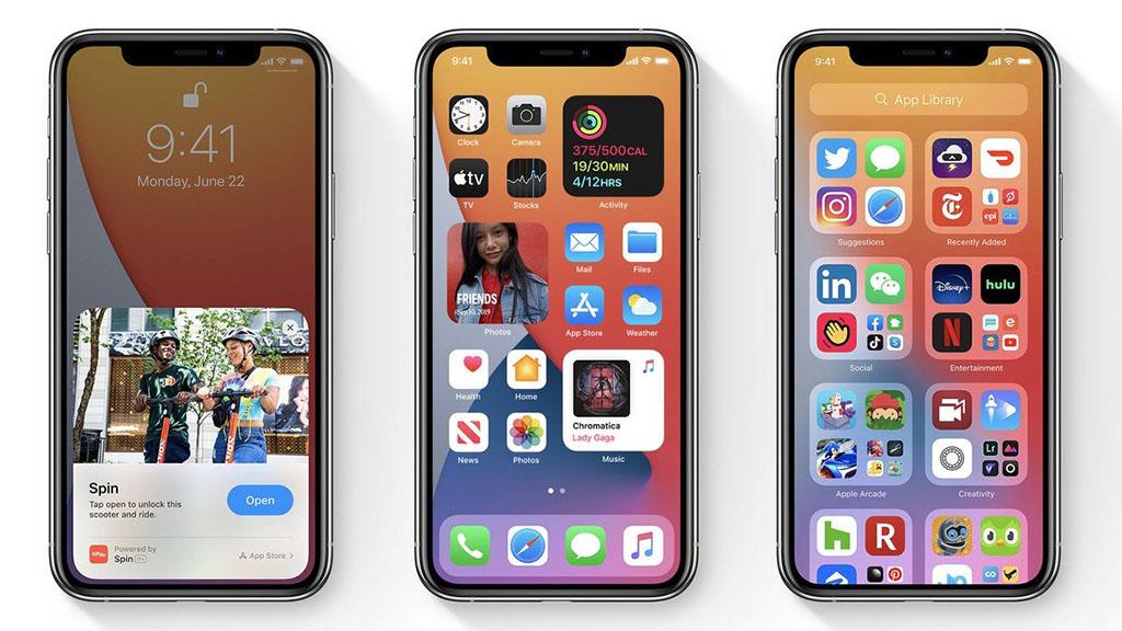 Hệ điều hành iOS 14 cho iPhone có gì mới? - 2
