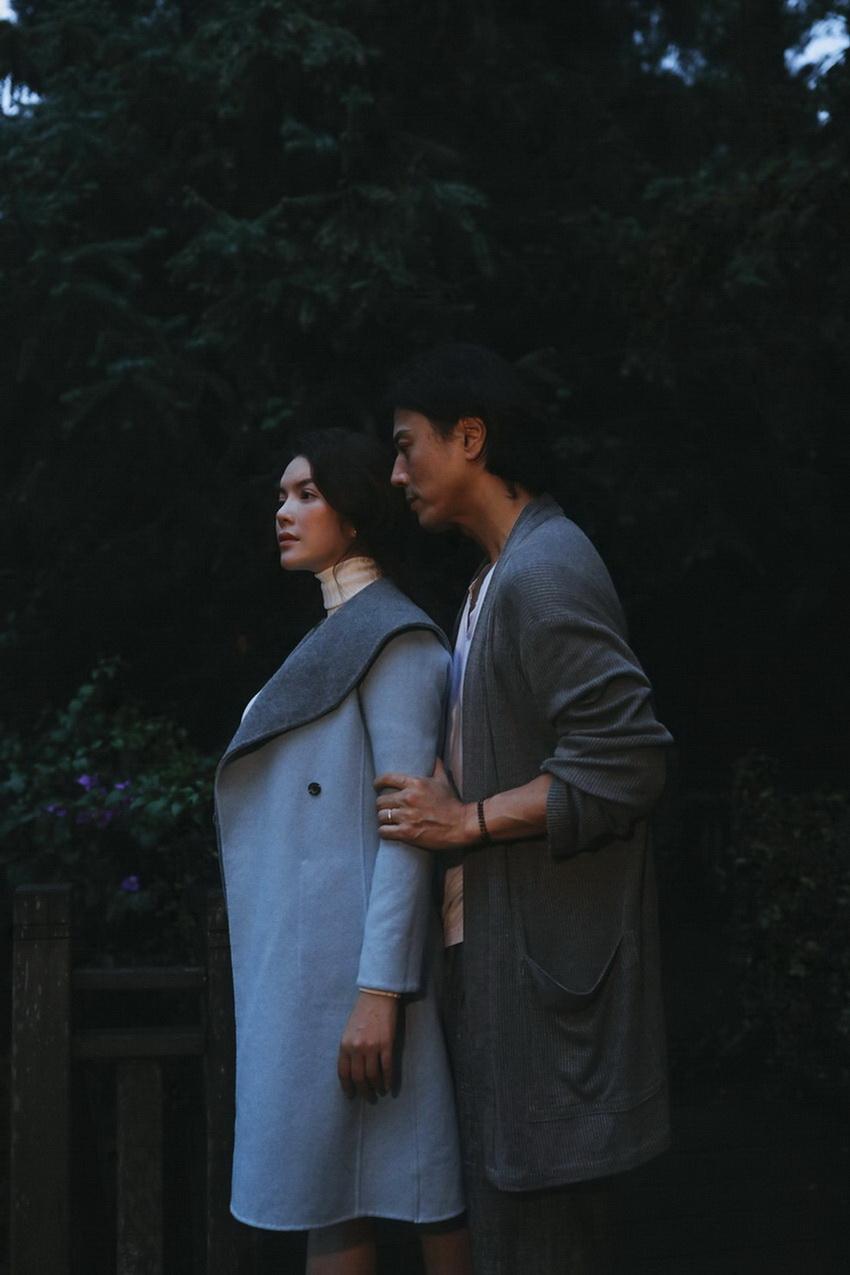 Lý Nhã Kỳ trở lại màn ảnh cùng tài tử Hàn Quốc vạn người mê Han Jae Suk 01