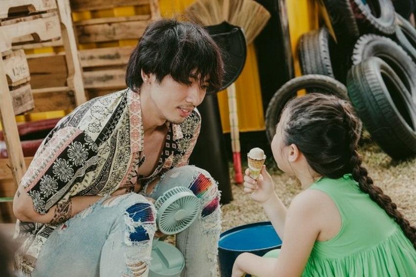 """Tuấn Trần trở lại cuộc đua web drama với dự án """"Xin chào papa"""" 01"""