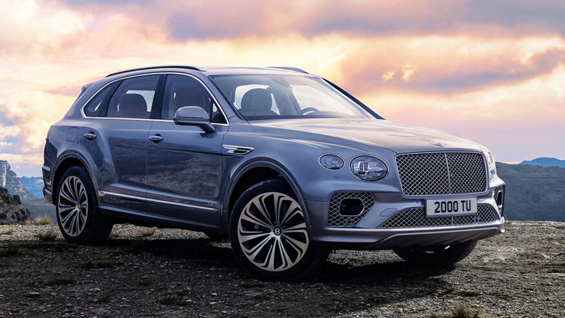 Bentley Bentayga 2021 - nâng cấp thiết kể và công nghệ - 1
