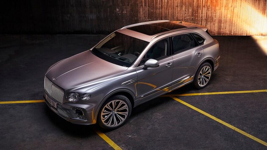 Bentley Bentayga 2021 - nâng cấp thiết kể và công nghệ - 4