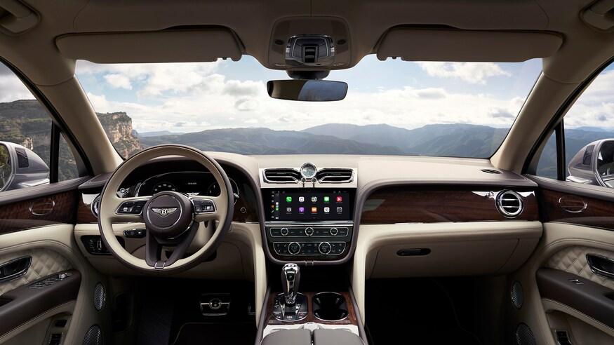 Bentley Bentayga 2021 - nâng cấp thiết kể và công nghệ - 6