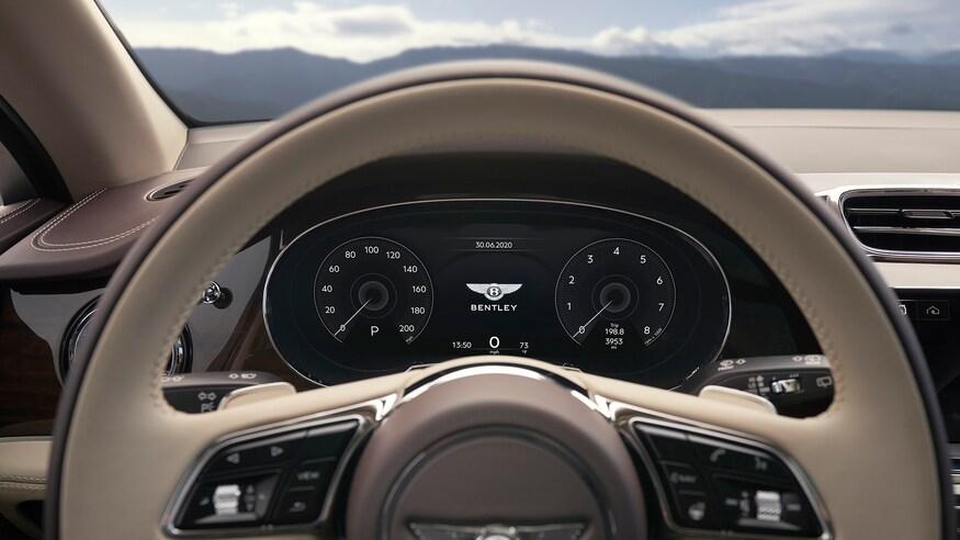 Bentley Bentayga 2021 - nâng cấp thiết kể và công nghệ - 7
