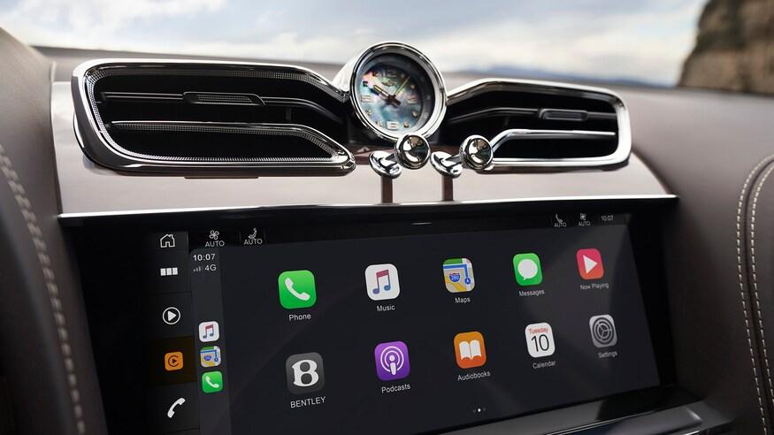 Bentley Bentayga 2021 - nâng cấp thiết kể và công nghệ - 8