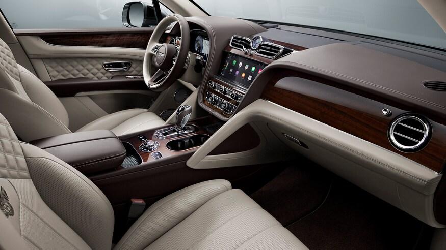 Bentley Bentayga 2021 - nâng cấp thiết kể và công nghệ - 9