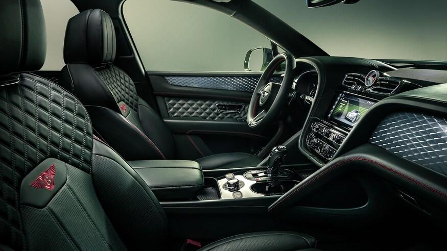 Bentley Bentayga 2021 - nâng cấp thiết kể và công nghệ - 14