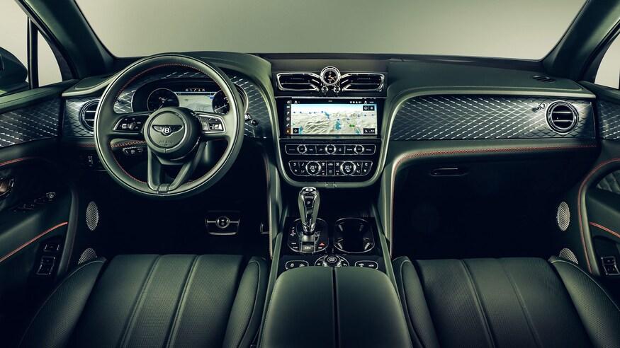 Bentley Bentayga 2021 - nâng cấp thiết kể và công nghệ - 15