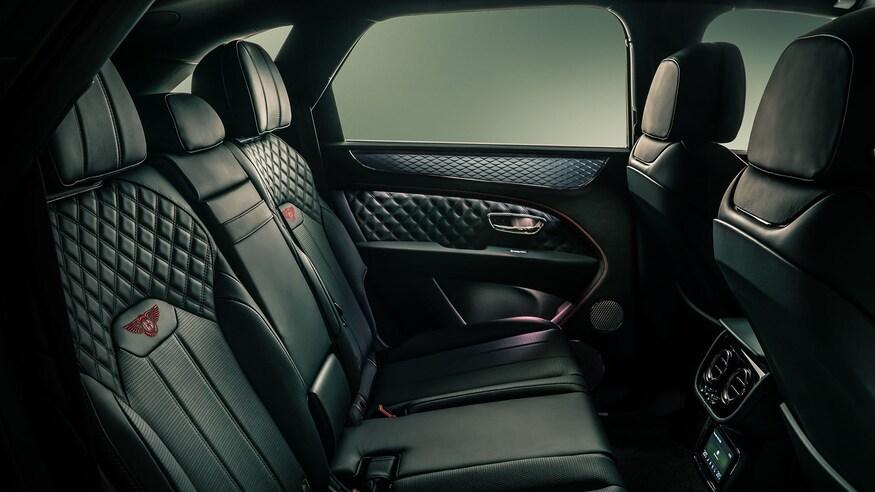 Bentley Bentayga 2021 - nâng cấp thiết kể và công nghệ - 16
