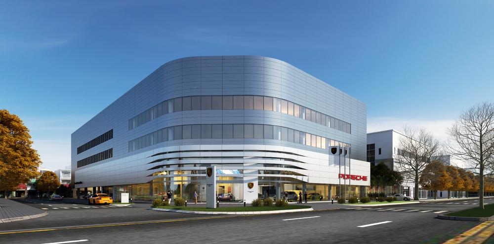 Trung tâm Porsche mới với quy mô lớn và hiện đại bậc nhất tại Việt Nam sẽ chính thức hoạt động vào đầu năm 2021 - 1