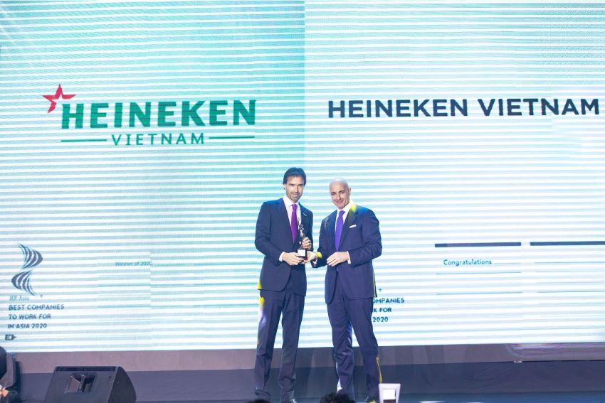 Heineken Nơi làm việc Tốt nhất Châu Á