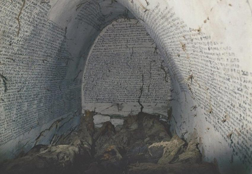 10 bí mật bị chôn vùi trong các hầm mộ -2