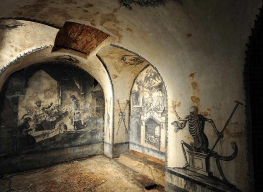 10 bí mật bị chôn vùi trong các hầm mộ -8
