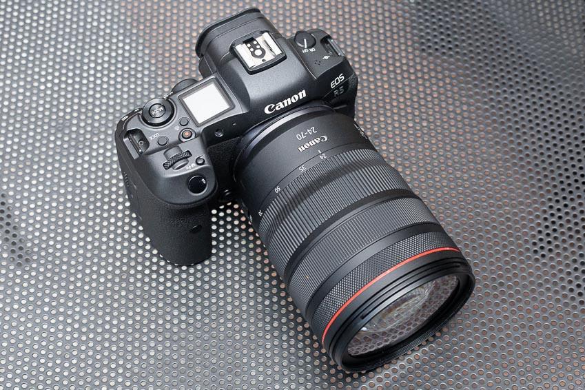 Trên tay bộ đôi máy ảnh Canon mirrorless full-frame EOS R5 và R6 tại Việt Nam - 13