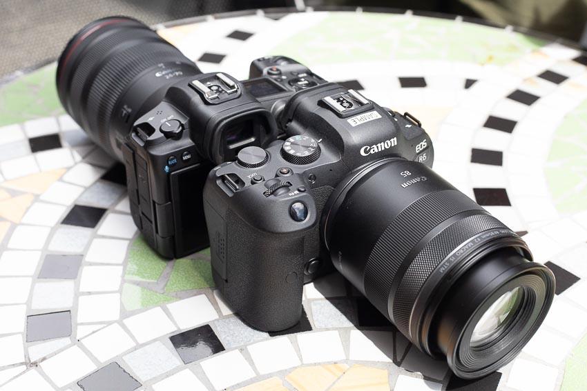 Trên tay bộ đôi máy ảnh Canon mirrorless full-frame EOS R5 và R6 tại Việt Nam - 19
