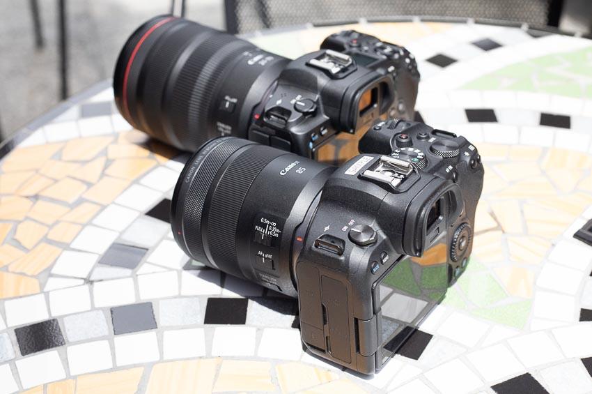 Trên tay bộ đôi máy ảnh Canon mirrorless full-frame EOS R5 và R6 tại Việt Nam - 25