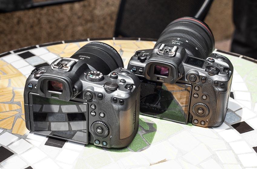 Trên tay bộ đôi máy ảnh Canon mirrorless full-frame EOS R5 và R6 tại Việt Nam - 27
