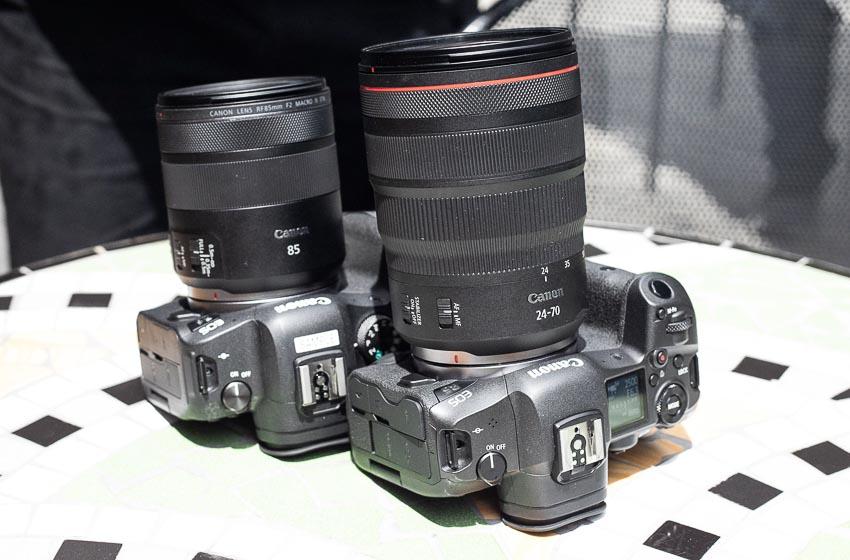 Trên tay bộ đôi máy ảnh Canon mirrorless full-frame EOS R5 và R6 tại Việt Nam - 28