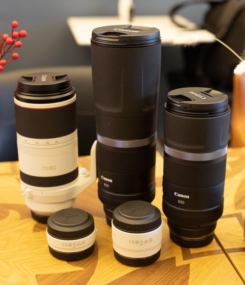 Trên tay bộ đôi máy ảnh Canon mirrorless full-frame EOS R5 và R6 tại Việt Nam - 30