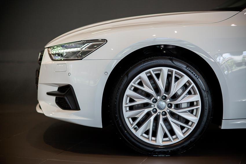 Audi A7 Sportback mới lăn bánh tại Việt Nam - 20