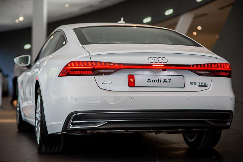 Audi A7 Sportback mới lăn bánh tại Việt Nam - 2