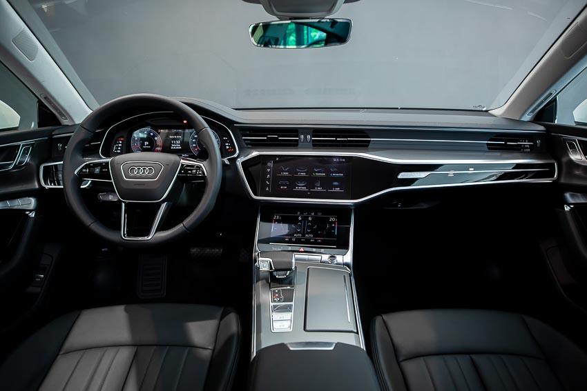 Audi A7 Sportback mới lăn bánh tại Việt Nam - 55